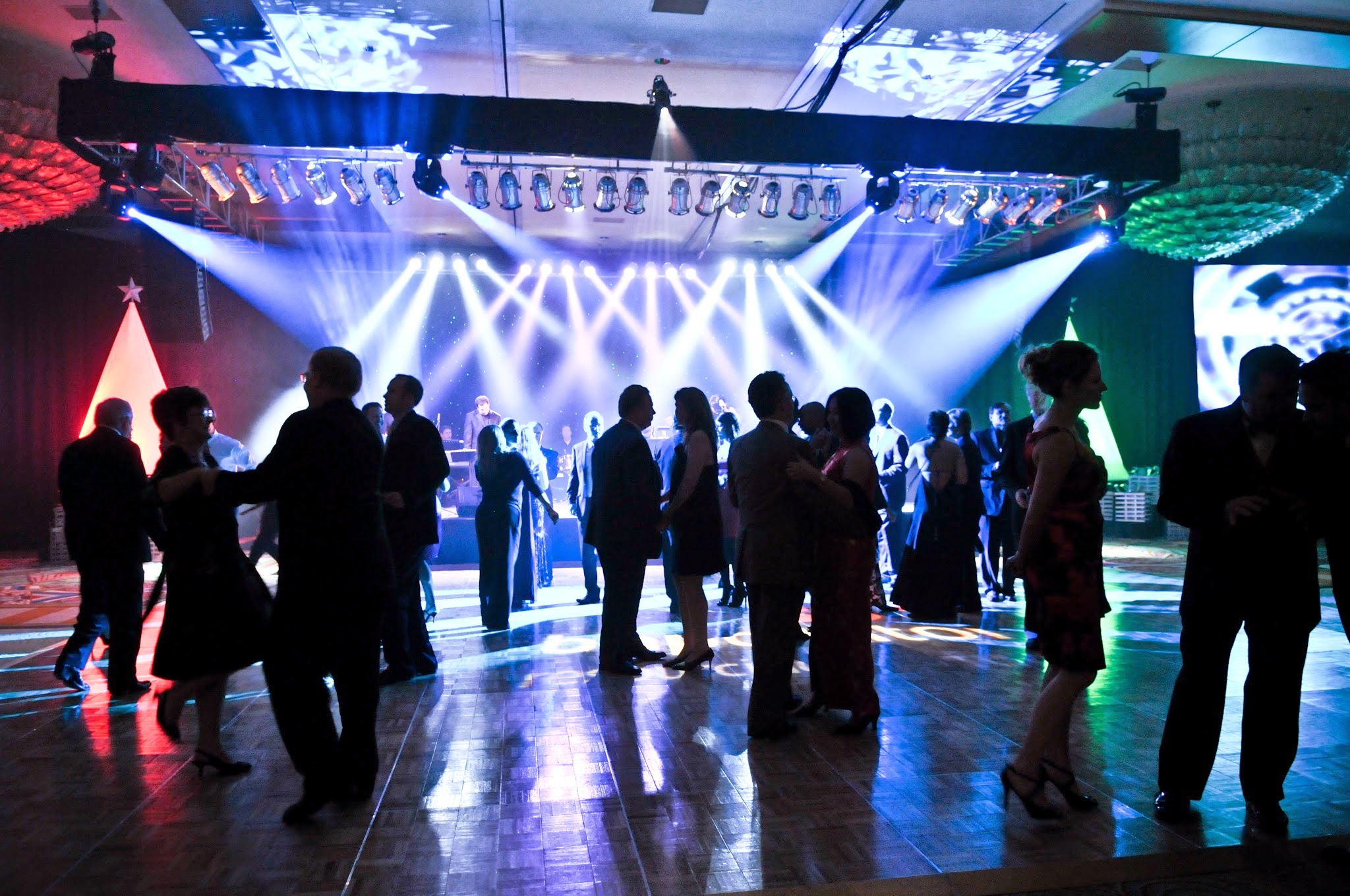 A great venue will have your guests dancing the night away!